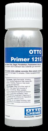 Primer 1215 - Silicon-Primer für saugende Untergründe