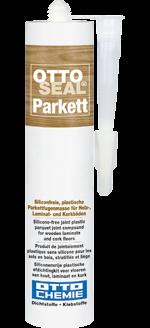 OTTOSEAL Parkett - siliconfreie, plastische Parkettfugenmasse für Holz-, Laminat- und Korkböden