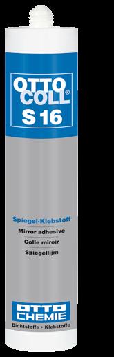 OTTOCOLL S16 - Der Spiegel-Klebstoff / Mintweiß