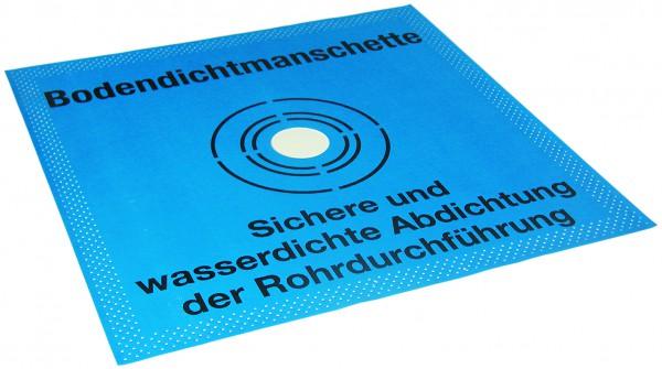OTTOFLEX Bodendichtmanschetten OFS/OFBM 42,5 x 42,5 cm