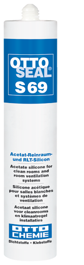 OTTOSEAL S69 - Das Acetat-Reinraum- und RLT-Silicon