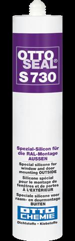 Ottoseal S730 Silicon