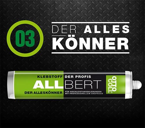 ALLBERT - Der Alleskönner